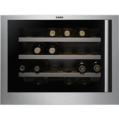 AEG SWS74500G0 Integrated Wine Cabinet - 7332543358151