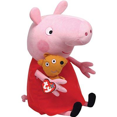 Ty Peppa Pig Soft Toy