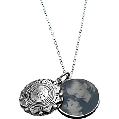 Under the Rose Swing Locket with Photo Pendant - 20501440