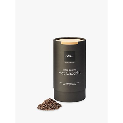Hotel Chocolat Salted Caramel Drinking Chocolate, 250g