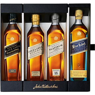 Johnnie Walker Whisky Collection, 20cl