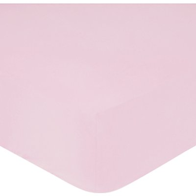 20506346 | little home at John Lewis 200 Thread Count Fitted Sheet  Single