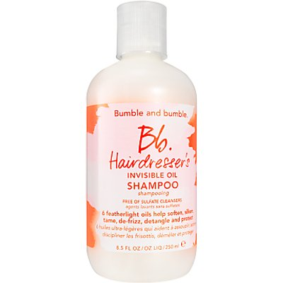 Bumble and bumble Hairdressers Invisible Oil Shampoo  250ml - 685428017580