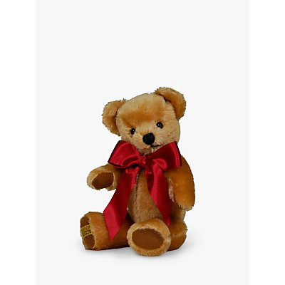 fe68e7518b6a Merrythought London Gold Teddy Bear Soft Toy, Small