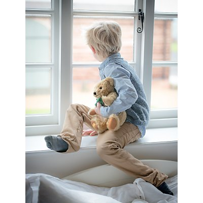 Merrythought Shrewsbury Teddy Bear Soft Toy, Medium