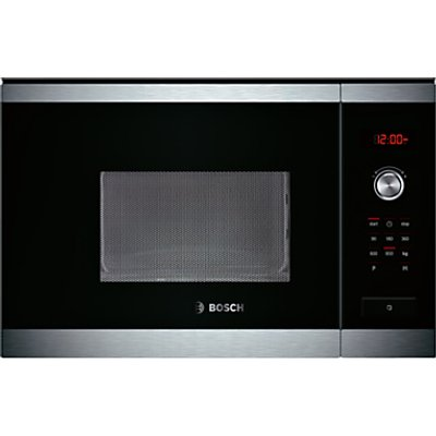4242002788388   Bosch HMT75M654B Built In Compact Microwave  Brushed Steel