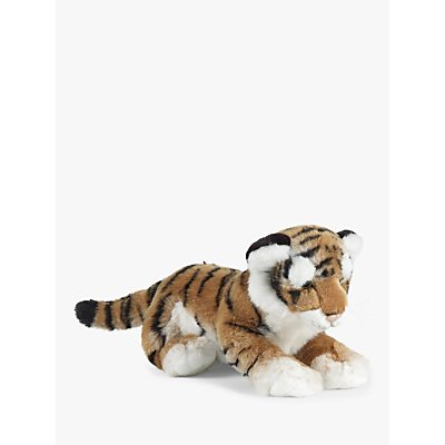 Living Nature Tiger Cub Soft Toy