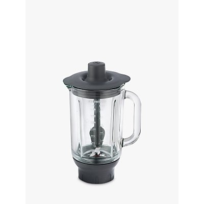 Kenwood KAH358GL Glass Thermoresist Blender Attachment - 5011423178585