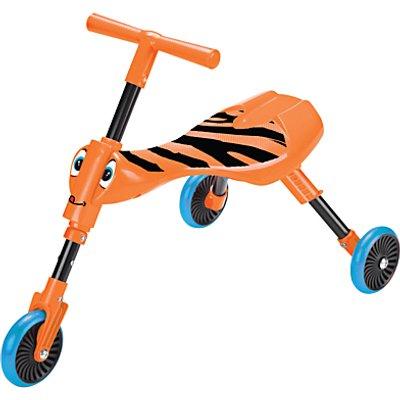 Mookie Scuttlebug Tiger Trike