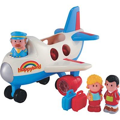 Early Learning Centre HappyLand Jumbo Jet Set