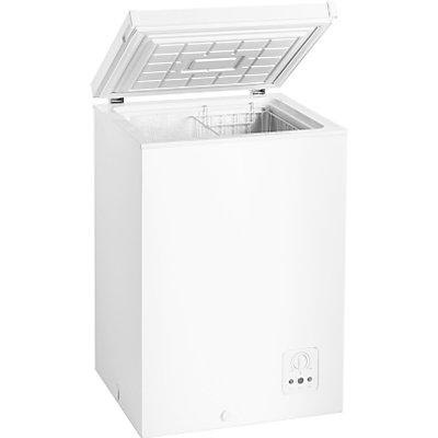 John Lewis JLCH102 Freestanding Chest Freezer  White - 7332543422210
