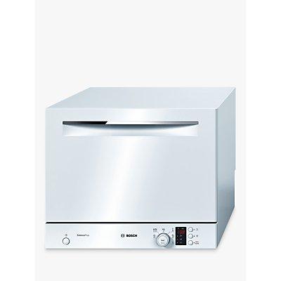 Bosch SKS62E22EU Freestanding Dishwasher, White