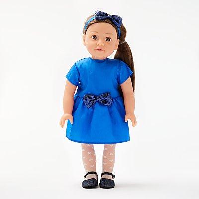 John Lewis & Partners Chloe Collector's Doll, Brunette