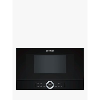 4242002871486: Bosch BFL634GB1B Built in Microwave Oven in Black