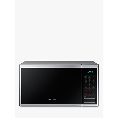 Samsung MS23J5133AT Microwave, Silver
