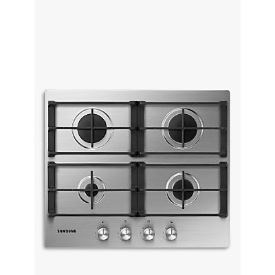 8806086030977 | Samsung NA64H3010AS gas hobs  in Stainless Steel