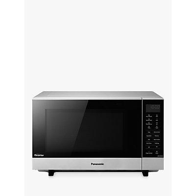 Panasonic NN-SF464MBPQ Microwave, Silver