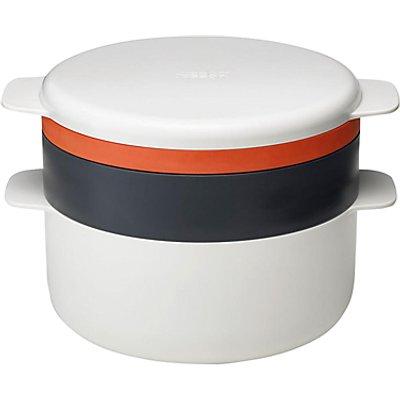 Joseph Joseph M-Cuisine Stackable Microwave Cooking Set, 4 Piece
