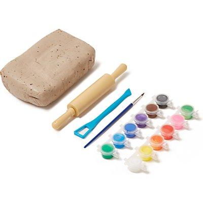 John Lewis & Partners Paint Your Own Pottery Set