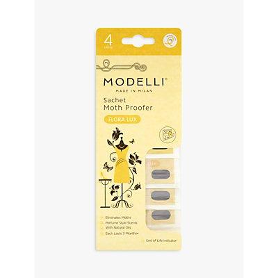 Acana Modelli Flora Lux Hanging Moth Proofer Sachet  Pack of 4 - 5060214390941