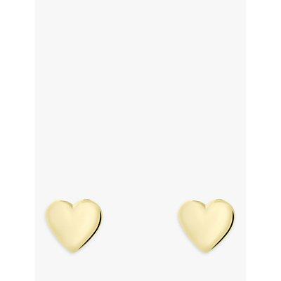 Ted Baker Harly Heart Stud Earrings - 5055336311080