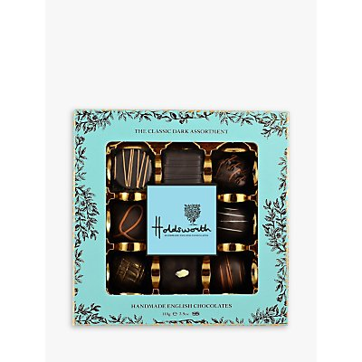 Holdsworth Window Dark Chocolate Assortment, 110g