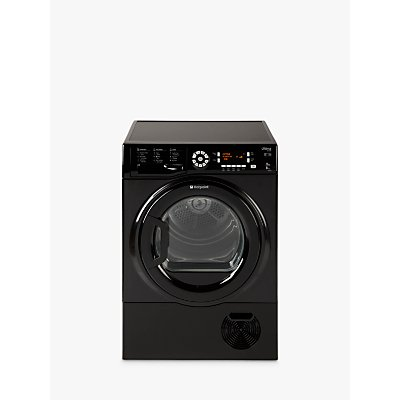 Hotpoint SUTCD97B6KM Condenser Tumble Dryer, 9kg Load, B Energy Rating, Black