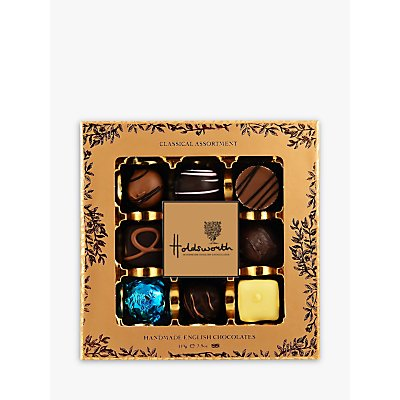 Holdsworth, Window Box Assorted Chocolates, 110g