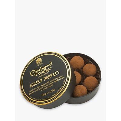 Charbonnel et Walker, Whisky Truffle, 130g