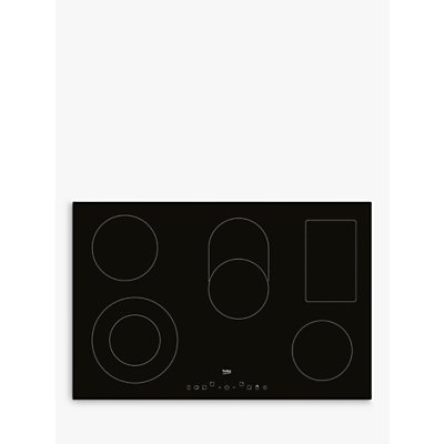 5023790034760 | Beko HIC85402T Electric Ceramic Hob  Black