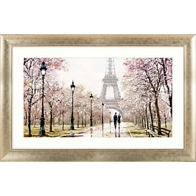 Richard Macneil   Eiffel Tower Framed Print  112 x 72cm - 22116161