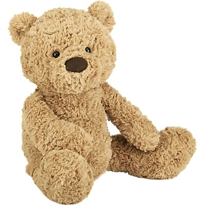 Jellycat Bundle of Bears Bumbly Bear Soft Toy, Medium