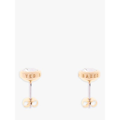 Ted Baker Sinaa Swarovski Crystal Stud Earrings - 5055336317761