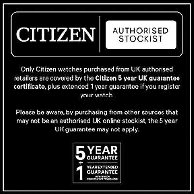 Citizen EW1400 53H Women s Titanium Date Bracelet Strap Watch  Silver Black - 4974374198518