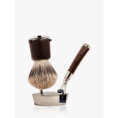 8028713510182 | Acqua di Parma Collezione Barbiere Deluxe Brush   Razor Stand