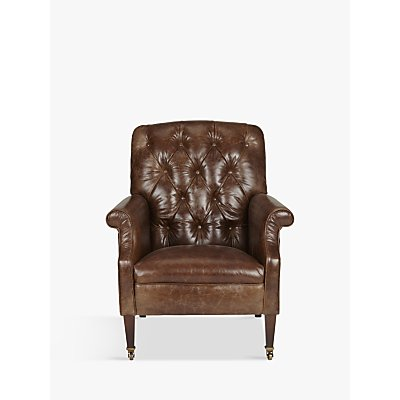 Tetrad Flynn Leather Armchair