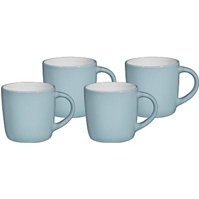 John Lewis   Partners The Basics Mug  Set of 4 - 22177575