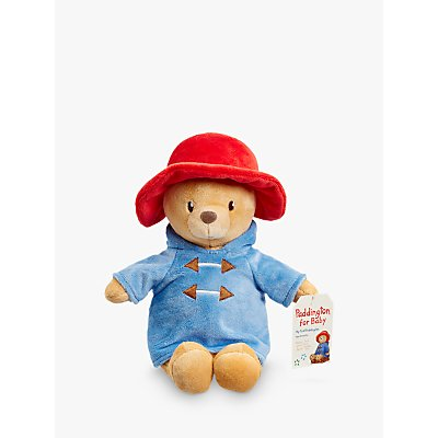 Paddington Bear Plush Soft Toy