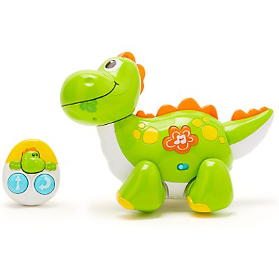 John Lewis & Partners Walk With Me Musical Dinosaur Toy