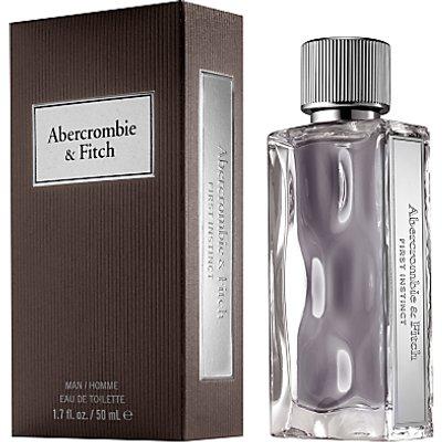 Abercrombie   Fitch First Instinct Eau de Toilette - 0085715163127
