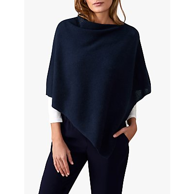 Pure Collection Cadence Gassato Cashmere Poncho 5052265374766