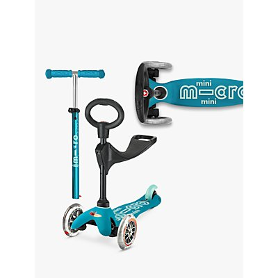 Mini Micro 3in1 Deluxe Scooter, 1 - 5 years