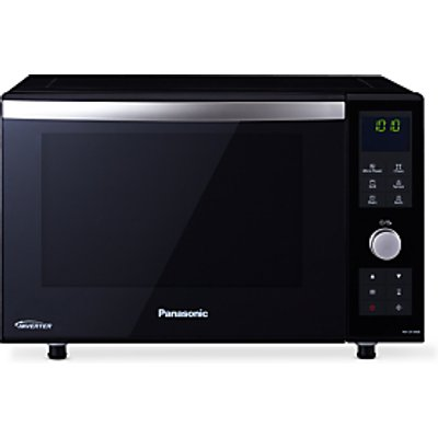 Panasonic NN-DF386BBPQ Freestanding 3-in-1 Combination Microwave Oven with Grill, Black