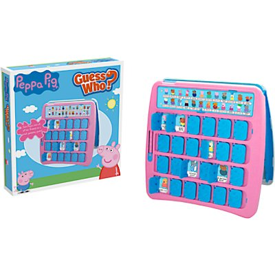 Peppa Pig Guess Who? Game