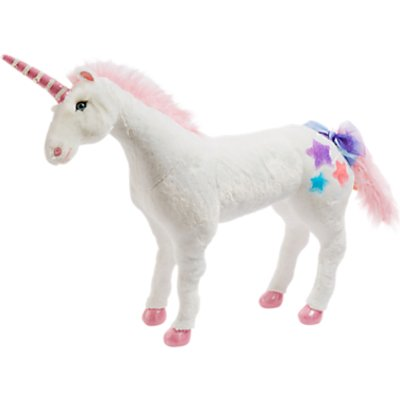 Ride-on Pony Walking Horse Moving Animal Riding Toys with Sound