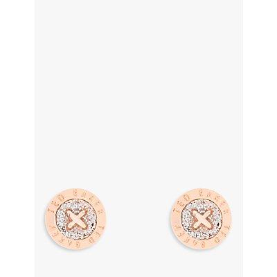 Ted Baker Eisley Button Stud Earrings - 5055336323311