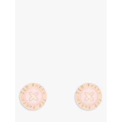 Ted Baker Eisley Button Stud Earrings - 5055336323298