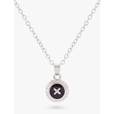 Ted Baker Elvina Enamel Mini Button Pendant Necklace - 5055336323113