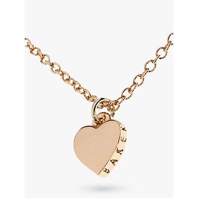 Ted Baker Hara Tiny Heart Pendant Necklace - 5055336316672