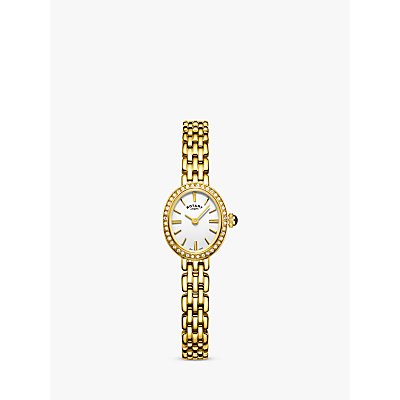 Rotary Women s Cocktail Bracelet Strap Watch - 5037678049753